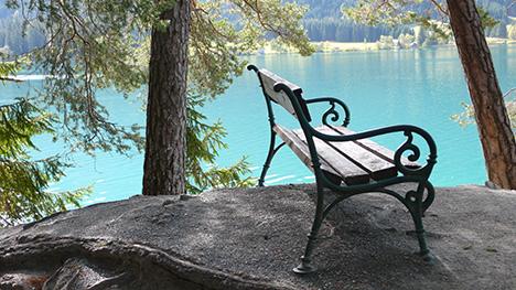 Heilfasten-Woche im Naturpark Weissensee